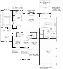 Country Club Floor Plans Dominion Valley Country Club Estates The Raphael Home Design
