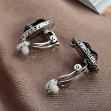 clip on earrings s 123 best stylish clip on s images on clip on