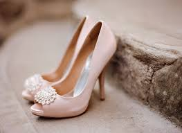 blush wedding shoes wedding shoes the lacquerie