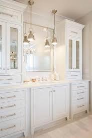 Built In Bathroom Vanity Creative Ways To Incorporate Built In Cabinetry