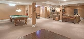 finished basement basement finishing u0026 renovation toronto in 18 days