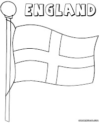 england flag coloring pages coloring pages to download and print