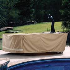Patio Table Cover Rectangle by Upc 047293466168 Patio Armor Ripstop Deluxe Rectangle Table And