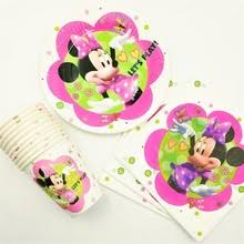 minnie mouse party supplies online get cheap minnie mouse party supplies aliexpress