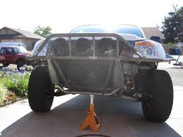 jeep prerunner dirt king fab did right by me pre runner bumper build nissan