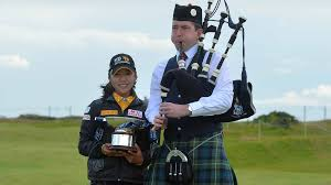 lee comes from 9 strokes back on weekend to win ladies scottish