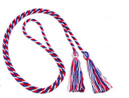 graduation cord high school honor cords for eagles