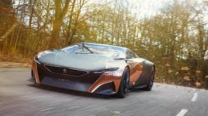 peugeot supercar a day with the crazy peugeot onyx