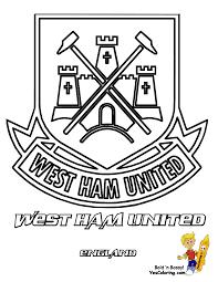 explosive soccer football colouring free english soccer uefa