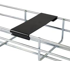 under table cable tray under desk cable tray basket galvanized steel mesh w mounting