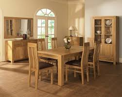 Oak Dining Room Dining Room Furniture Oak Homely Ideas Of Oak Dining Amusing