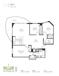 The Ivy Miami Floor Plans by 23 Biscayne Condos Miami 23 Biscayne Blvd Miami Florida