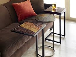 Pier One Side Table Pier 1 Atalia C Table Bosley C Table And Wood Top Espresso C Pier