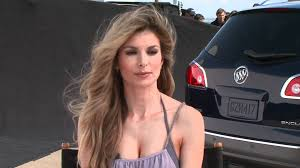 commercial actresses hot marisa miller in buick enclave commercial behind the scenes youtube
