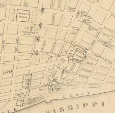 New Orleans Area Map by New Orleans What Next Archive Cosmoquest Forum Map Of The Lower