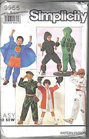 Disney Halloween Costume Patterns Walt Disney U0027s Peter Pan U0026 Tinkerbell Halloween Costume Pattern