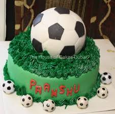 football cake cake 5