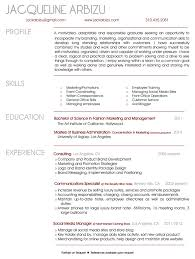 Different Types Of Resume Formats 28 Resume Examples For Various Jobs Document Blogs Creative