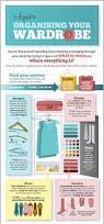 How To Organise Your Closet A Tidy Wardrobe Equals A Tidy Mind Infographic Organizing And