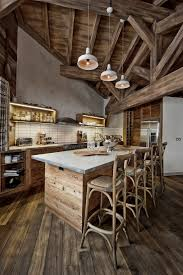 rustic barn wood kitchen cabinets barnwood kitchen cabinets rustic with timber beams metal