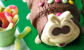 colin cuisine marks and spencer s colin the caterpillar cake has had a spooky