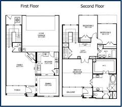 two storey house plans 2 storey house plans philippines with blueprint two floor plan