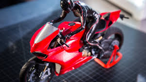 ducati motorcycle designing a 3d printed ducati motorcycle youtube