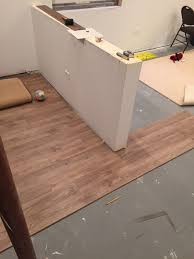 Vinyl Floor Basement Review Nucore Flooring From Floor U0026 Decor All Apple All Day