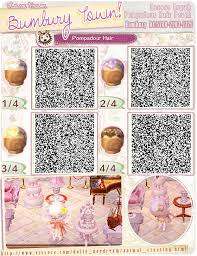 acnl hair guide animal crossing qr codes
