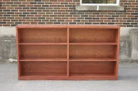 Cherry Wood Bookcase With Doors Cherry Bookcase With Free Plans Matt And Jentry Home Design