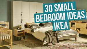 small bedroom ideas ikea 30 small bedroom ideas ikea youtube
