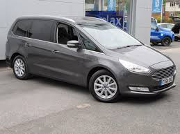 used 2017 ford galaxy titanium x nav tdci 2 0 180ps big
