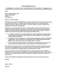 cover letter sample for jobs mid career cover letter example for