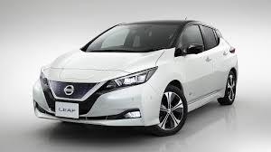 nissan leaf back new 2018 nissan leaf revealed the people u0027s electric car