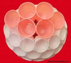 riciclare bicchieri di plastica oltre 25 fantastiche idee su bicchieri di plastica su
