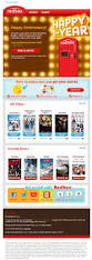30 best email auto anniversary images on pinterest anniversary sent sl your anniversary freebie is inside great customer anniversary email from redbox including a coupon for a free movie
