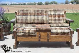 patio sofa set makeover craigslist furniture makeover