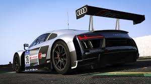 Audi R8 Lms - 2016 audi r8 lms typ 4s add on gta5 mods com