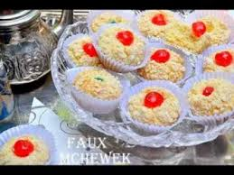 cuisine alg駻ienne gateaux gateau algerien sec facile le faux mchewek