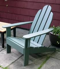 How To Build An Adirondack Chair How To Make Outdoor Furniture Finewoodworking