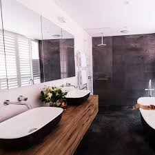 Bathroom White And Black - best 25 charcoal bathroom ideas on pinterest slate bathroom