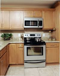 shaker kitchen cabinets online pre finished shaker style oak kitchen cabinets we ship everywhere