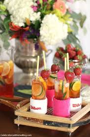 Party Pitcher Cocktails - easy pimm u0027s cup pitcher brunch party summer parties and tennis