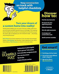 home design for dummies building your own home for dummies kevin daum janice brewster