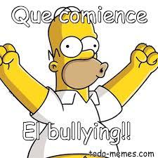 No Al Bullying Memes - arraymeme de que comience el bullying