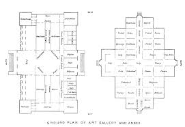 Centennial Hall Floor Plan Memorial Hall 1876 Historic Details
