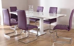 modern dining room set modern dining room tables italian v shaped leg modern dining room