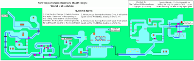 Super Mario Bros 3 Maps New Super Mario Bros World 2 3 Solution For Ds By Starfighters76