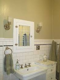 Craftsman Style Bathroom Fixtures Bathrooms 1925 On Pinterest Craftsman Bungalows Bungalows And