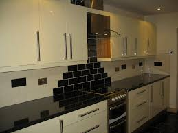 black and cream kitchen u2013 thelakehouseva com